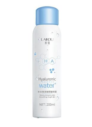Термальная вода с гиалуроновой кислотой laikou