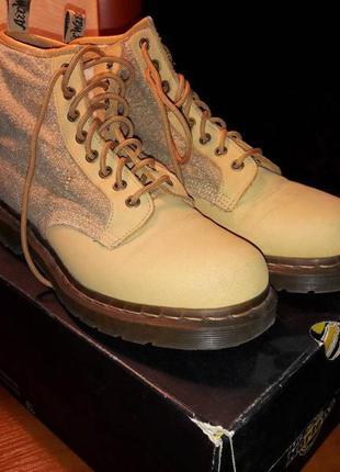Ботинки dr.martens.