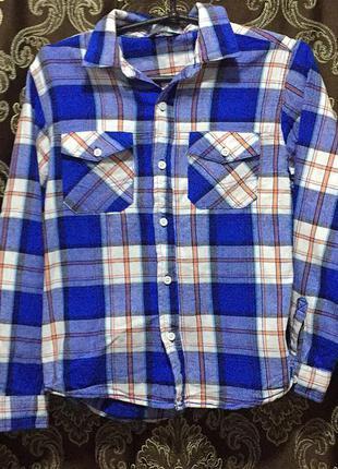 Рубашка george на мальчика 11-12 лет