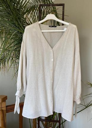 Лляна блузка