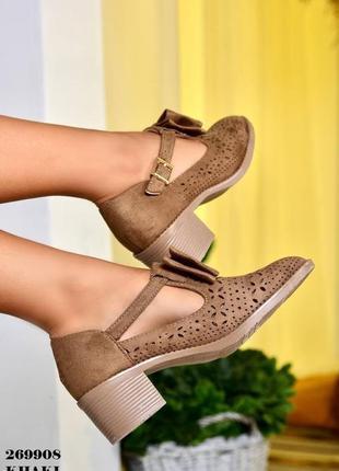 Туфельки, босоножки