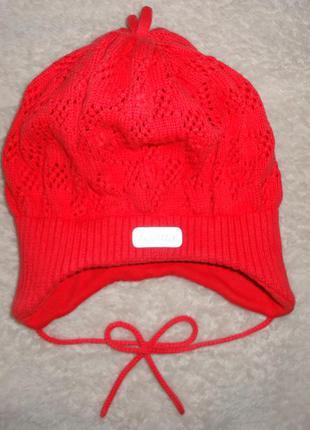 Зимняя шапка reima р. 52 финляндия. отличное состояние