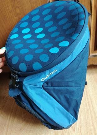 Рюкзак трансформер велорюкзак quechua