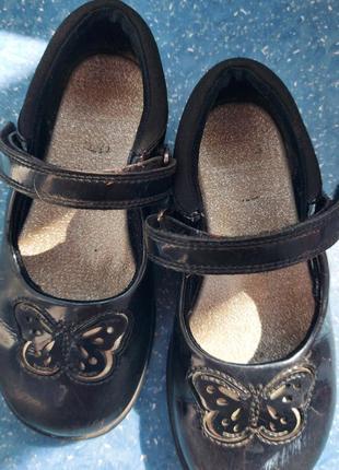 Туфли с мигалками