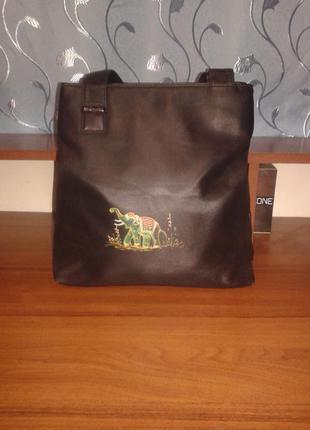 Фирменная дизайнерская сумка jolie paris