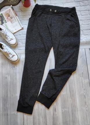 Стильные спортивные штаны с начосом
