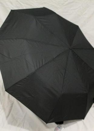 Зонт полуавтомат в 3 сложения