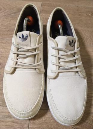 Adidas туфлі мокасини