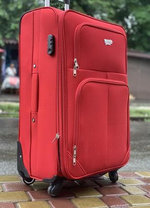 Чемодан,валіза ,на 4 колеса,дорожная сумка,отличное качество,надёжный