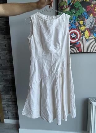 Платье, сукня по коссой zara