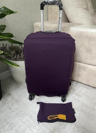 Чехол на чемодан, защитная накидка,валіза ,дайвинг ,защити свой чемоданчик