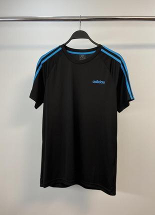 Adidas чоловіча спортивна футболка climalite