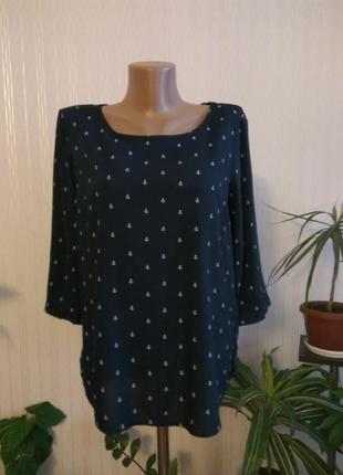 Блуза tom tailor размер с