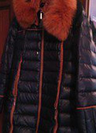 Куртка парка 52р