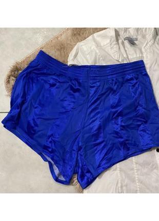 1+1=3 распродажа шорты летние для танцев синие на высокой талии для тверка спортивные