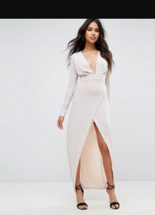 Длинное платья в пол