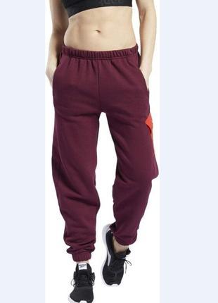 Штаны брюки для спорта и отдыха reebok размер xl и xxl