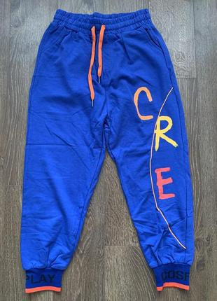 Спортивные штаны джогеры, спортивні джогери, брюки спортивные трикотажные