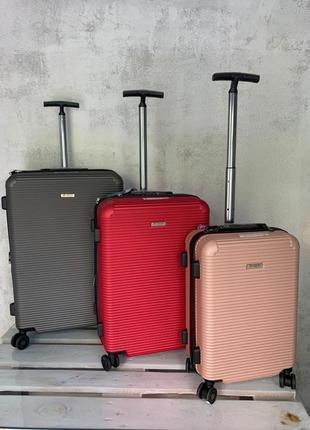 Премуікм якість дорога фурнітура витривалі валізи чемоданы