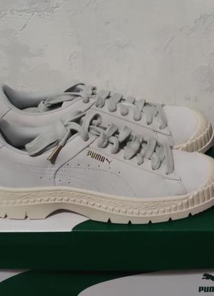 Замшевые кроссовки puma usa, оригинал 100%