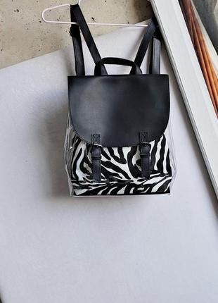 Стильний рюкзак середнього розміру, супер ціна)