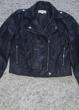 Оригинал.новая,фирменная куртка-косуха zebra