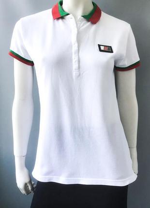 Рубашка поло  италия, 100% хлопок