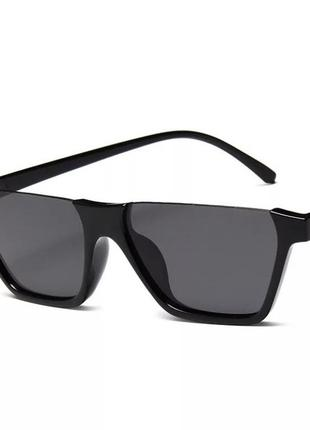 Летняя распродажа полуободковые узкие стильные солнцезащитные очки тренд сезона