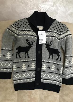 H&m кардиган кофта з ґудзиками светр