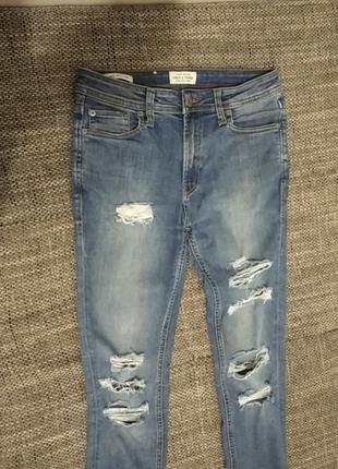Обалденные джинсы скини