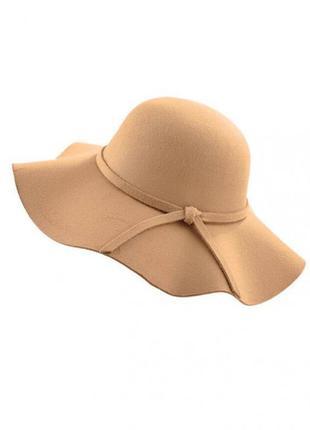 Шляпа капелюх zara