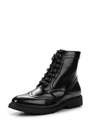 Ботинки, броги, оксфорды, челси, осенняя обувь, боти, черевики,
