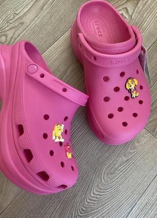 Кроксы crocs bae clog