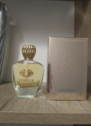 Fragrance world versus eros pour femme, парфюмированая вода.