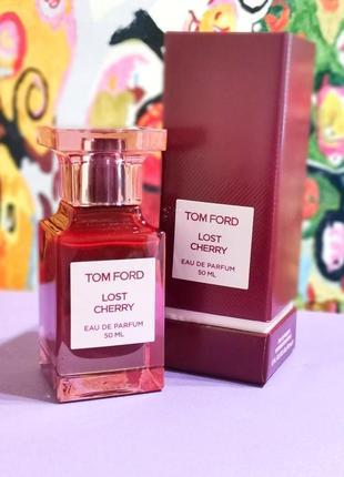 Оригинал 🔥tom ford lost cherry 50ml, ниша