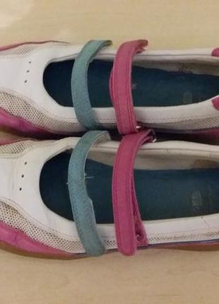 Туфли для девочки ф. clarks
