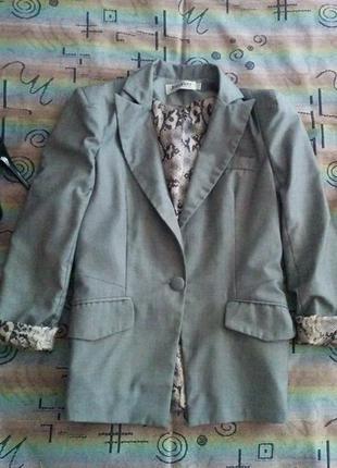 Пиджак фабричный китай