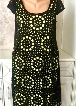 🔥эффектное платье с перфорацией