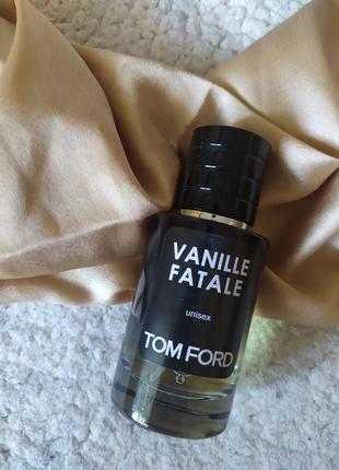 Туалетна вода vanille fatale, парфуми