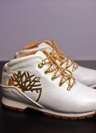 Timberland white boots 41 (26 cm)