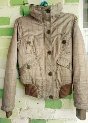 Куртка осенне-весенне-зимняя