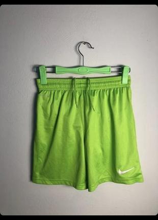Nike оригинальные шорты, футбольные