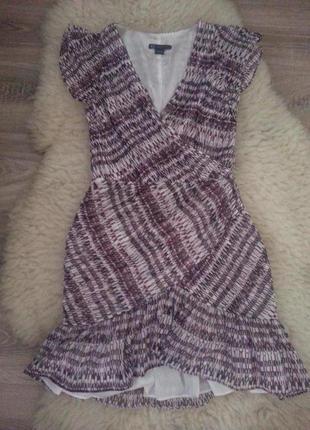 Летнее платье armani