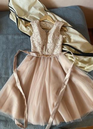 Выпускное платье/платье подружки невесты/коктейльное платье