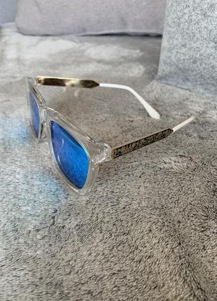 Очки с отражающим стеклом