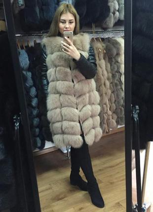 Крутая жилетка- куртка трансформер