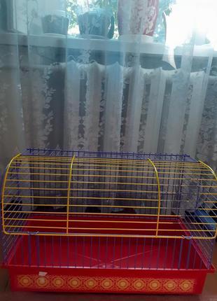 Клетка для кролика/морской свинки