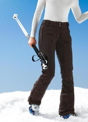 Горнолыжные сноуборд штаны с recco tcm tchibo размер m-l