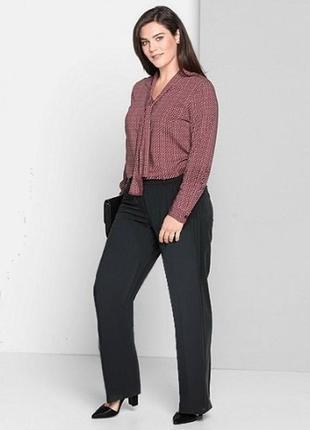 Распродажа широкие брюки evans uk 20