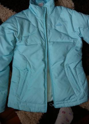 Куртка adidas зима оригинал
